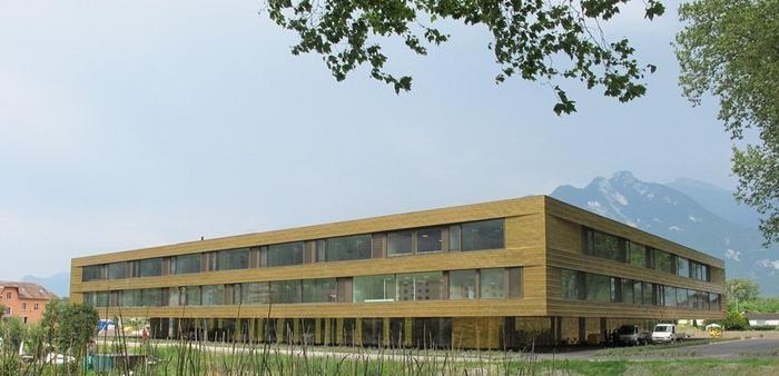Bild Schule Vouvry
